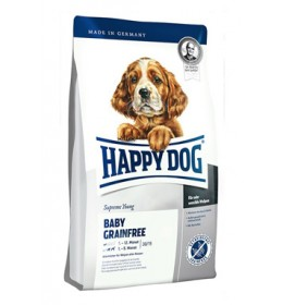 Happy Dog Baby Grainfree Natural Life Concept 10+2kg gratis