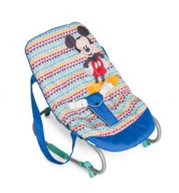 Ležaljka za bebe Hauck Rocky Mickey Geo plava