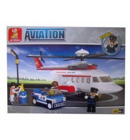 Sluban kocke putnički helikopter 259 kom