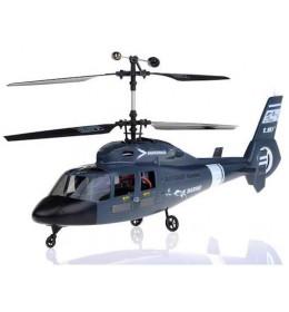 Helikopter na daljinsko upravljanje RTF DAUPHIN plavi