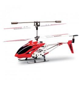 Helikopter na daljinsko upravljanje SYMA S107G crveni