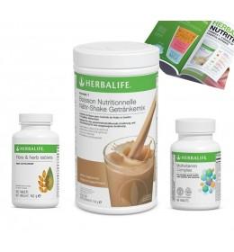 Herbalife Inteligentni nutritivni set - kapućino