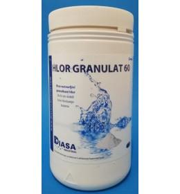 Hlor granulat za dezinfekciju 5 kg