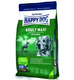Hrana za pse Happy Dog Supreme Fit & Well Maxi Adult 15+2,5kg
