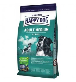Hrana za pse Happy Dog Supreme Fit & Well Medium Adult 1kg