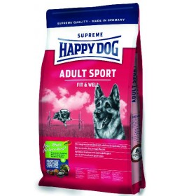 Hrana za pse Happy Dog Supreme Fit & Well Sport Adult 4kg