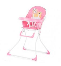 Hranilica za bebe Teddy roza