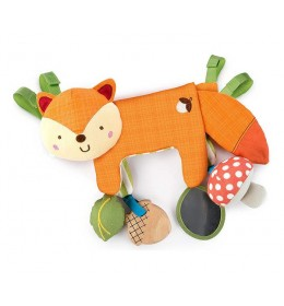 Igračka 2-in-1 Foxy Forest Toy Bar