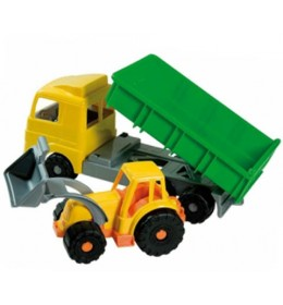 Igračka kamion sa utovarivačem Androni Giocattoli