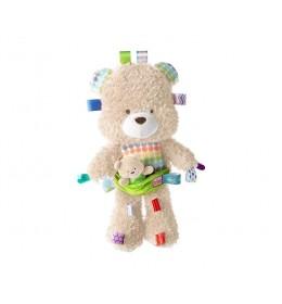 Igračka Plišana Snuggle & Play Bear