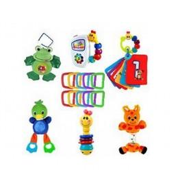 Igračka Set glodalica za bebe