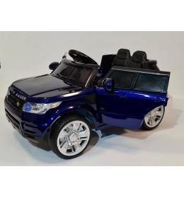 Dečiji automobil na akumulator Land Rover Mini plavi sa mekim gumama
