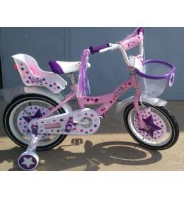 """Dečiji bicikl 16"""" Princess Angell"""