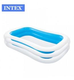 Bazen porodični Intex 262x175 cm plavi
