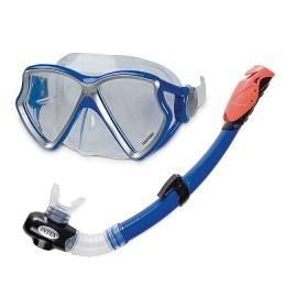 Intex set maska i disalica Blue