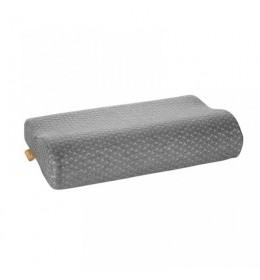 Jastuk Luks sivi