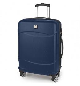 Kabinski ABS kofer sa 4 točka Gabol New Orleans 119622-03