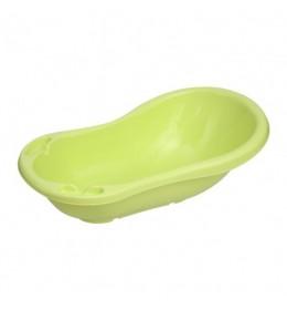 Kadica za bebu ravna 84 cm zelena