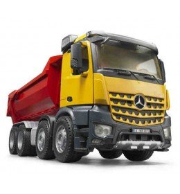 Kamion kiper MB Arocs Bruder 03623