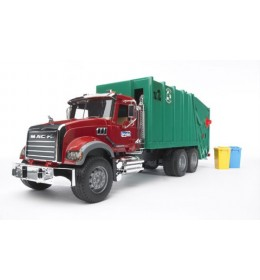 Kamion Mack đubretarac Bruder 028121