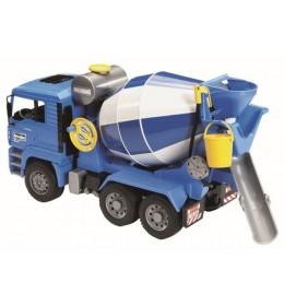Kamion Man TGA Mixer sa šlemom Bruder 016388