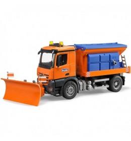 Kamion MB Arocs Zimska služba Bruder 036850