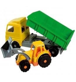 Kamion sa bagerom 6089