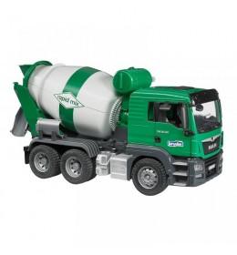 Kamion sa mikserom za beton MAN TGS Bruder 037109