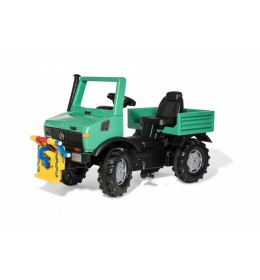 Kamion Unimog sa vitlom Rolly Toys 038206