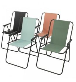 Kamp stolica Berger svetlo zelena