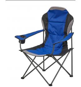 Kamperska stolica rasklopiva plava
