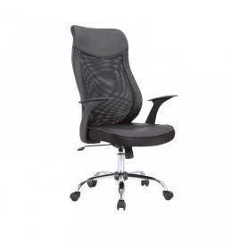 Kancelarijska fotelja 2302 crna Mesh