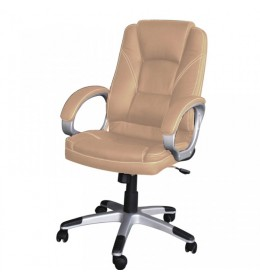 Kancelarijska fotelja 6158 Bež