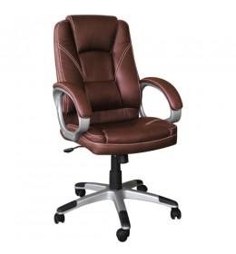 Kancelarijska fotelja 6158 braon