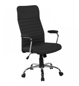 Kancelarijska fotelja 8243H crna