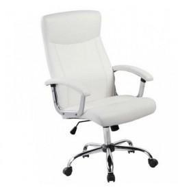 Kancelarijska fotelja 9343 H bela