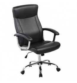 Kancelarijska fotelja 9343 H crna