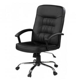 Kancelarijska fotelja Menager crna
