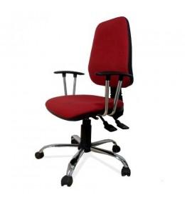 Kancelarijska stolica M 180 asin/hrom/hrom
