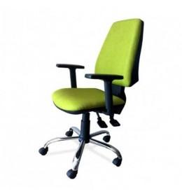 Kancelarijska stolica M 201 hrom/pu