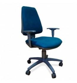 Kancelarijska stolica M 201 siva/pod.rukonasloni