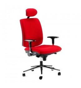 Kancelarijska stolica M 205 crna alu