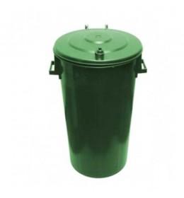 Kanta za otpatke 80 L zelena