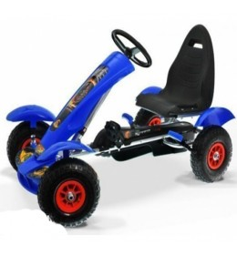 Karting na pedale Blue