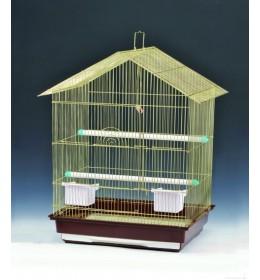 Kavez za ptice W4006 zlatni