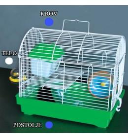 Kavez za hrčka H-7 plava