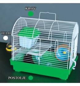 Kavez za hrčka H-7 zelena