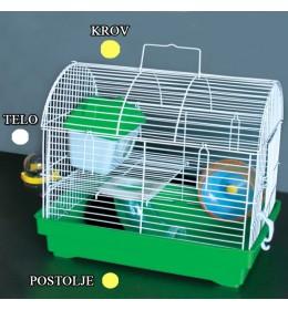 Kavez za hrčka H-7 žuta
