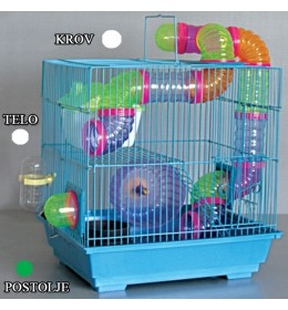 Kavez za hrčka Labirint