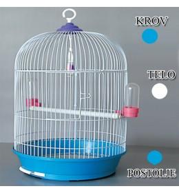 Kavez za ptice W004 plava